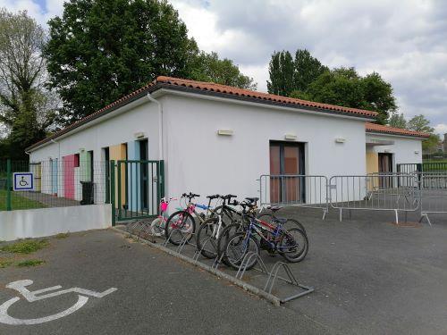 façade école