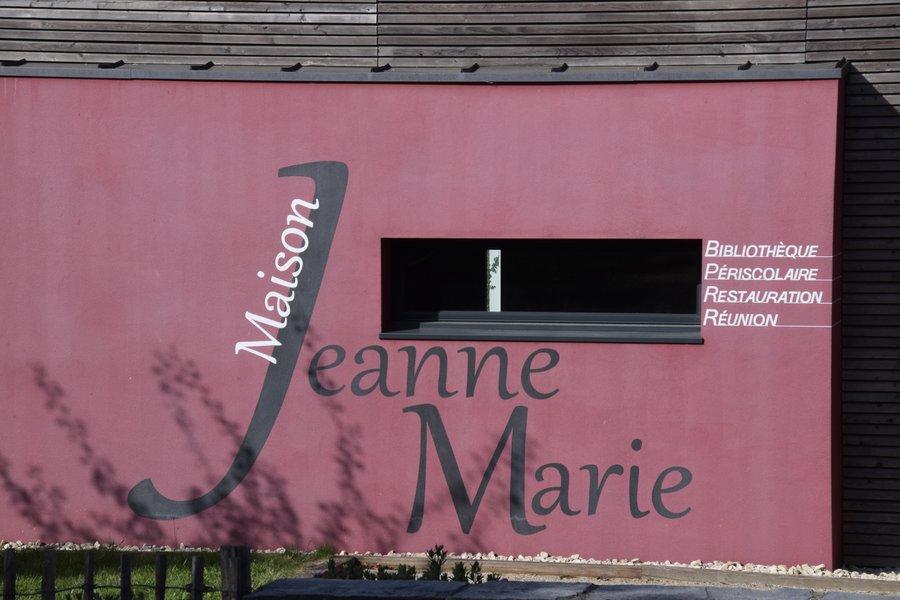 Maison Jeanne MArie